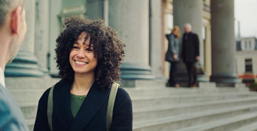 advocaat dating een klant